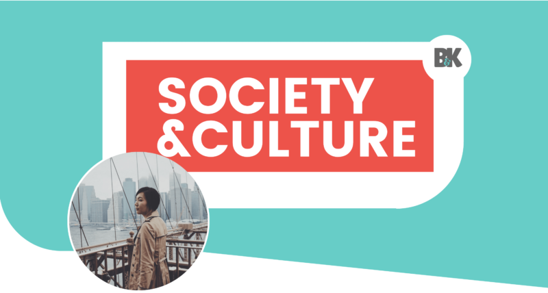 Society and Culture header banner