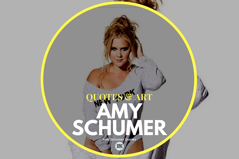 amy schumer quotes